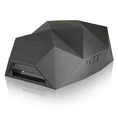 Picture of The Big Turtle Shell Bluetooth Speaker - Gray
