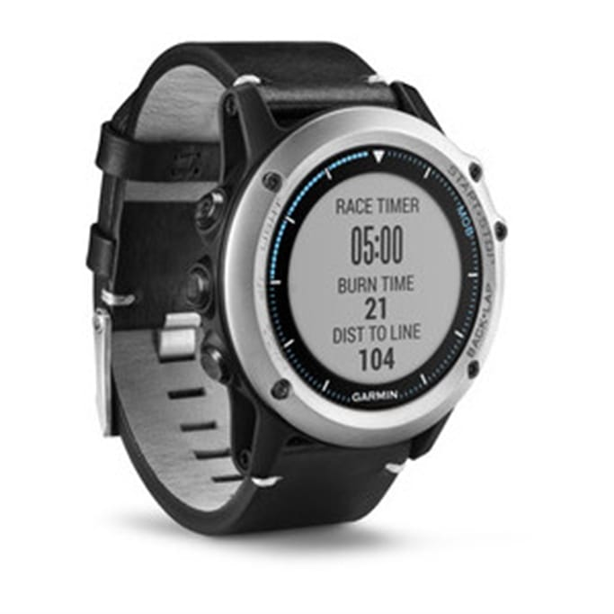 Garmin - Quatix 3 Marine GPS Watch