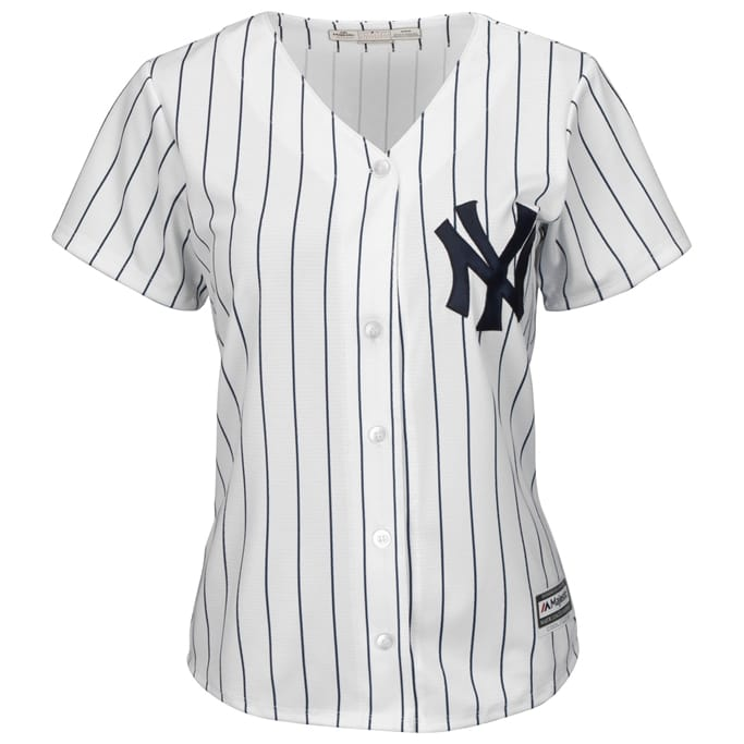 0ed041be MLB - Men's Yankees Replica Home Jersey | Gov't & Military Discounts