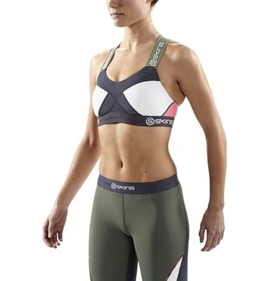 Picture of Clearance - Women's DNAmic Speed Crop - Midnight/Sage - XS