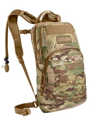 Picture of Mil Tac M.U.L.E. Hydration Pack - MultiCam - 100 oz/3.0L
