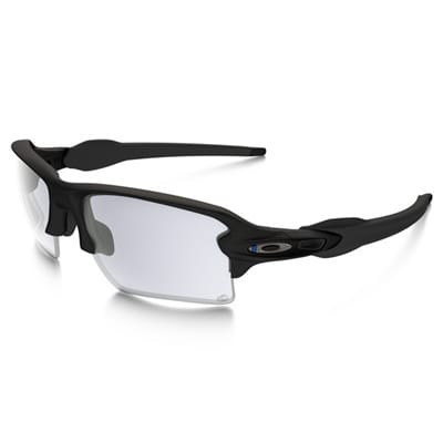 Picture of SI Flak 2.0 XL Thin Blue Line Sunglasses - Blue Black/Clear-Grey Photochromic - OO9188-46