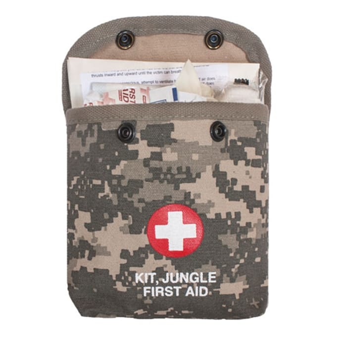 Fox Tactical - Jungle First Aid Kit - Military & Gov't Discounts   GovX