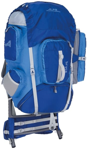 ALPS Mountaineering - Bryce External Frame Pack Military Discount | GovX