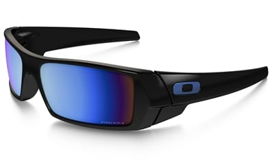 Picture of Gascan Polarized Sunglasses - Polished Black with Prizm Deep Water Polarized