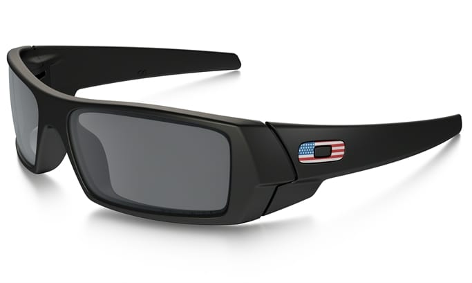 0fa67743baa26 Oakley - SI Gascan with US Flag Icon Sunglasses Military Discount