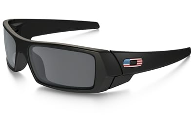 Picture of SI Gascan Sunglasses - Matte Black with Grey