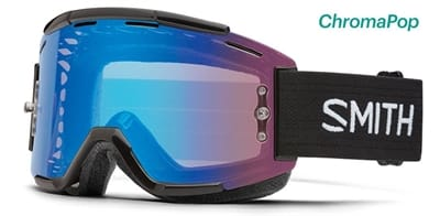 Picture of Squad MTB Goggles - Black / Chromapop Contrast Rose Flash