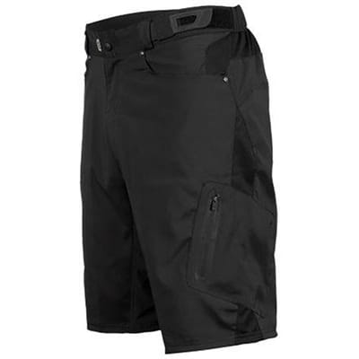 Picture of Men's Ether Shorts with Liner - Black - XL