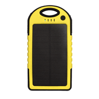 Picture of Mil-Spec Msp Life Solar Charger - Yellow