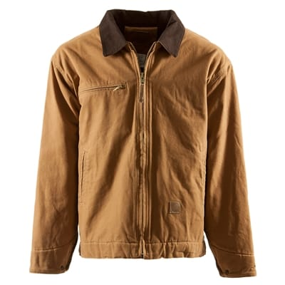 Picture of Original Washed Gasoline Jacket - Brown Duck - L - Regular