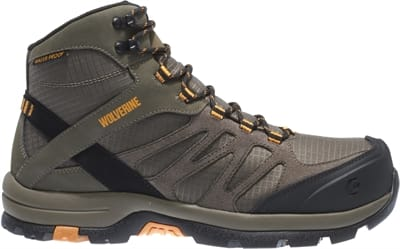 Picture of Men's Fletcher Carbonmax Safety Toe Hiker Boots - Taupe - 7 - Medium