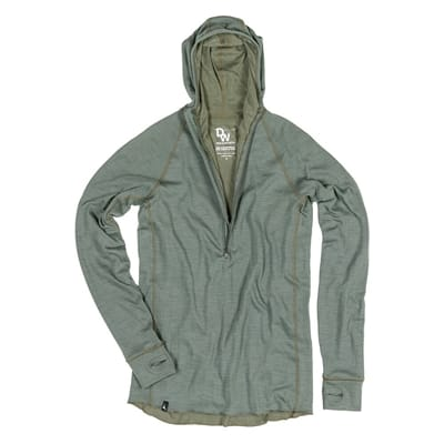 Picture of Men's Comet 1/2 Zip - Spruce - L