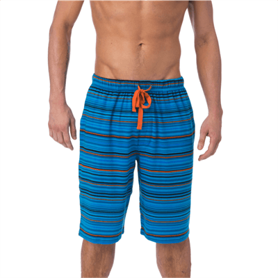 Picture of Men's Lounge Shorts - Midnight Stripe - S