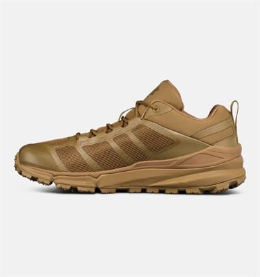 Picture of UA Verge Low Hiking Shoes - Coyote Brown - 10