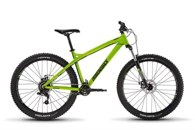 Picture of Men's Hook 27.5 Bike - Green - 16 in