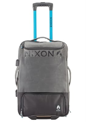 Picture of Men's Weekender Carry On Roller II Bag - Black