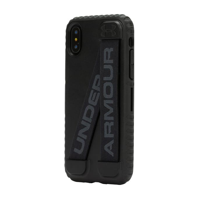 the latest 37f4a 249cd Under Armour - Protect Handle-It Case for iPhone X Military Discount ...
