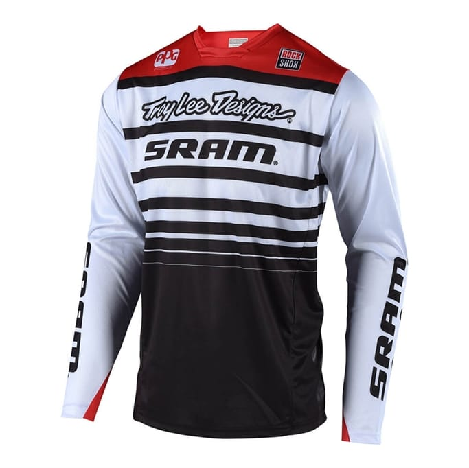 32d48a689 Troy Lee Designs - Men s Sprint Sram Jersey Military Discount