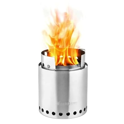 Picture of Campfire Stove - Stainless Steel