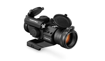 Picture of Vortex StrikeFire II Red Dot - 4 MOA Bright Red Dot - Lower 1/3 Co-Witness Cantilever Mount