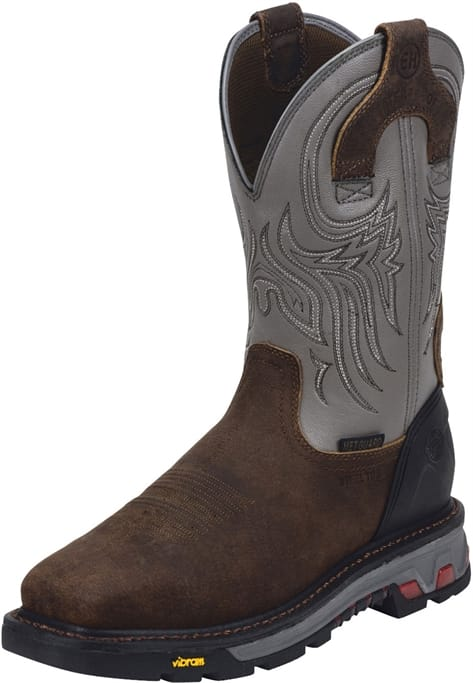 66ed1659fef Justin Original Workboots - Men's Timber Steel Toe Boots - WK2101 ...