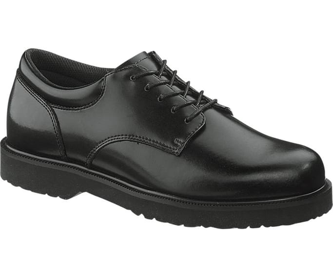 Men's High Shine Duty Oxford Shoes