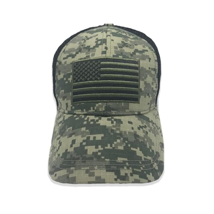 332b8a62d43 USA Flag Air Force Digital Camo Mesh Back Cap - Discounts for ...