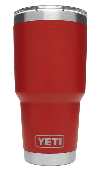 5391c5bd242 YETI - YETI 30oz Rambler Tumbler with MagSlider - Canyon Red ...