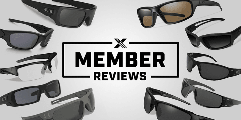 983f61ebc9 A Look at the 5-Star GovX Reviews of Bestselling Tactical Sunglasses