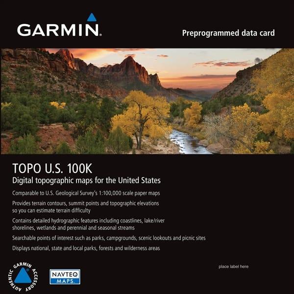 Garmin - American Patriots Buy Their TOPO Map Card On PatriotX
